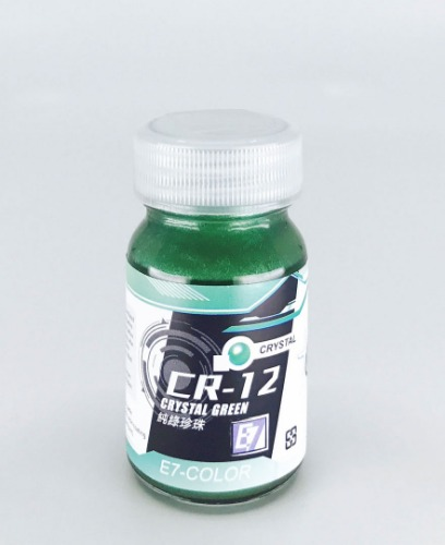 [CR-12] CRYSTAL GREEN FINE (20ml,펄컬러)