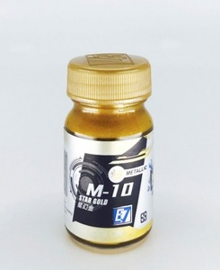 [M-10] STAR GOLD (20ml,메탈릭)
