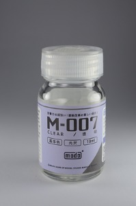 [M-007] Clear (18ml,유광)