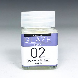 [JWGC002] Pearl Yellow (18ml,펄컬러)